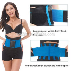 Waist Trainer for Women Weight Loss Workout Waist Trimmer Slimming Belt